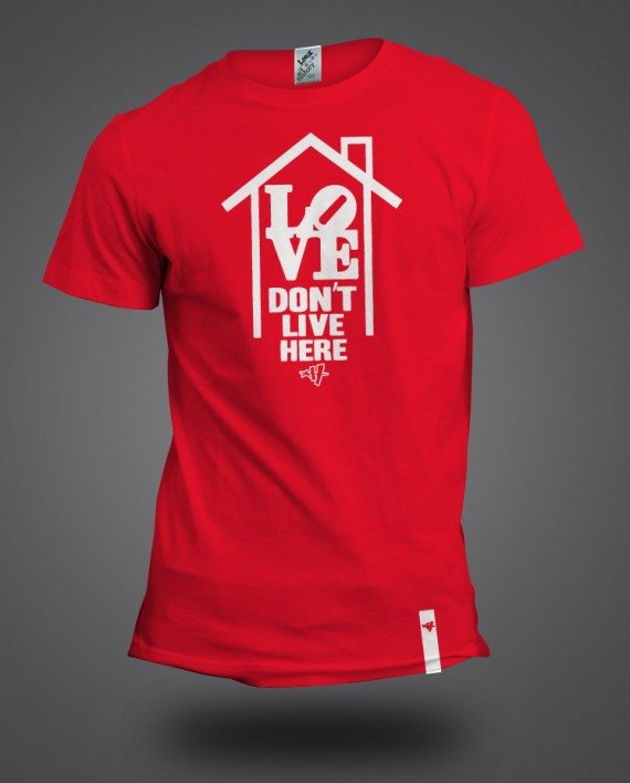 love dont live here red